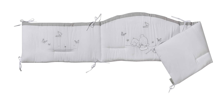 Easy Baby, Paracolpi da culla, Bianco (weiß) Easy Baby GmbH & Co. KG 820-90