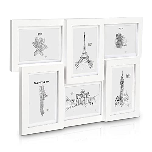 Picture Frame to Hold Six Photos: Amazon.co.uk