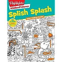 Splish Splash (Highlights Super Challenge Hidden Pictures)