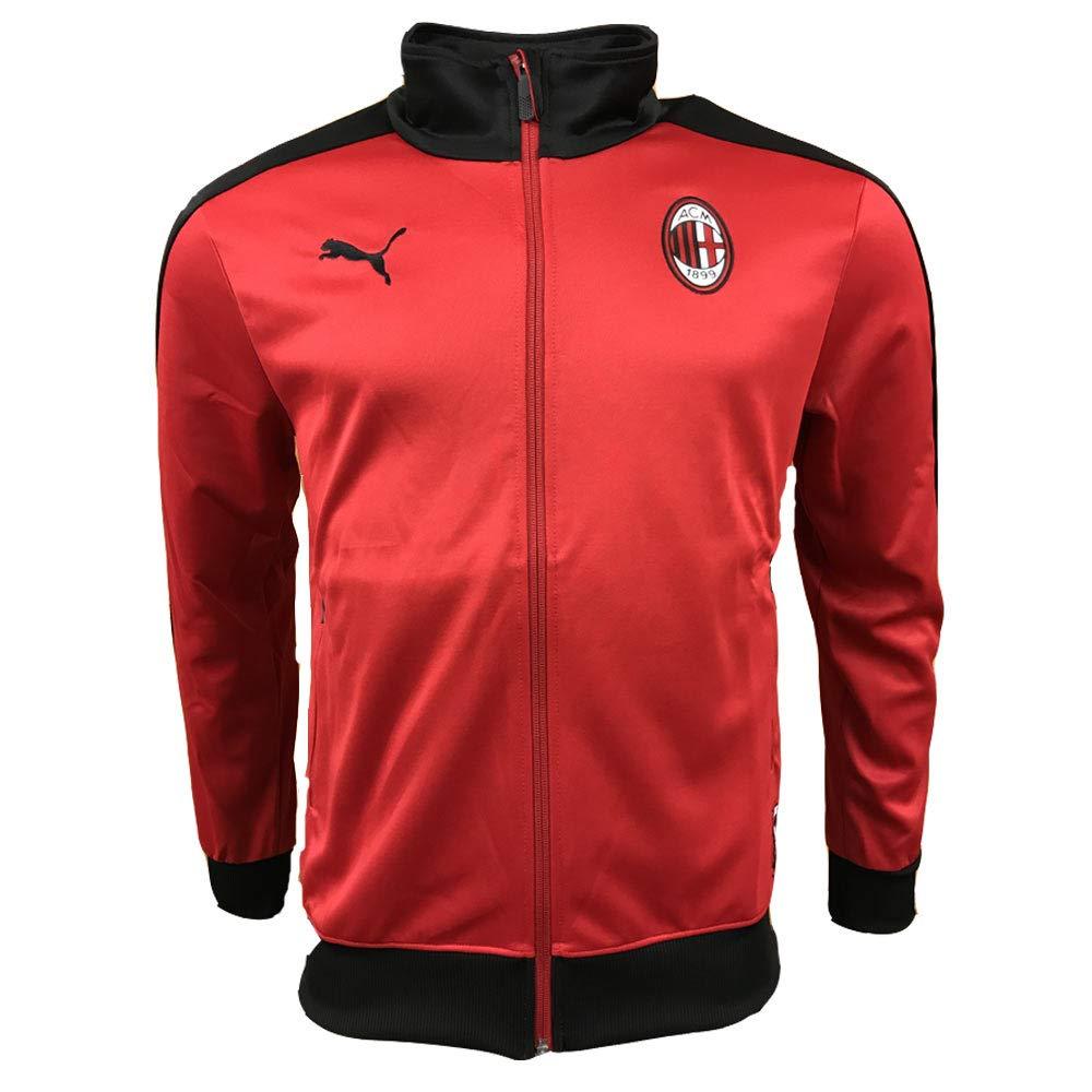 AC Milan Track Jacket Tango 2018/19 Rosso Adidas