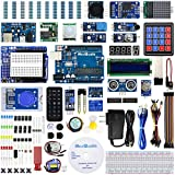 Best Arduino Starter Kits - REXQualis for Arduino UNO R3 Complete Starter Kit Review