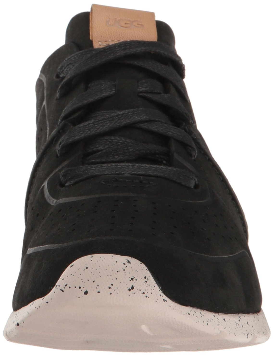 UGG Women's Tye Fashion Sneaker, Black, 8.5 US/8.5 B US by UGG (Image #4)