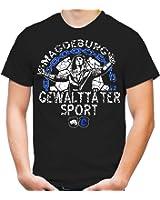 G-Sport Magdeburg T-Shirt   Ultras   Fussball   ACAB   Fightclub   Hooligan   FCM