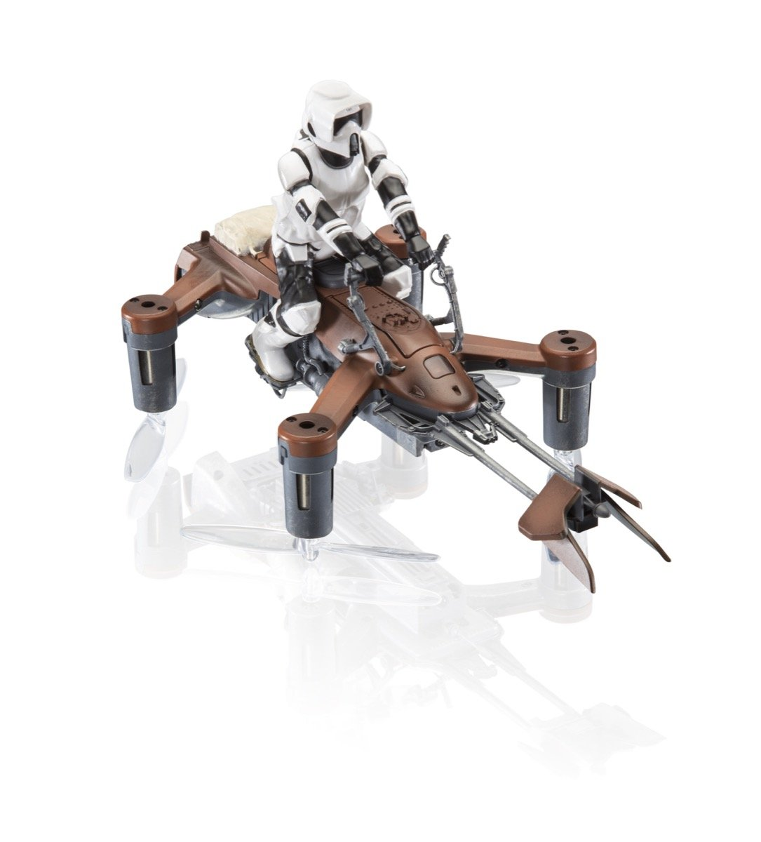 Propel Star Wars Quadcopter: Speeder Bike Collectors Edition Box by Propel Toys