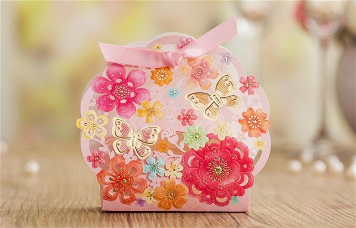 Amazon.com: Finex® 100 pcs Premium Korean Wedding Design *Bride ...