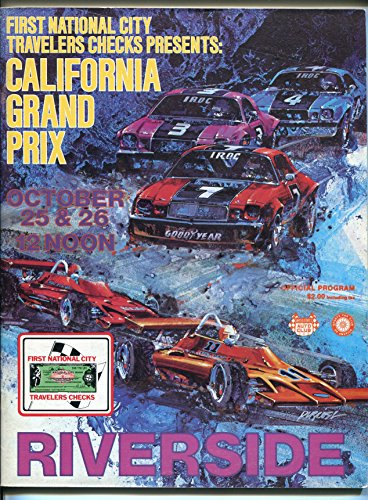 Riverside International Raceway 10/25/75-California Grand Prix-Donohue-Unser--VF