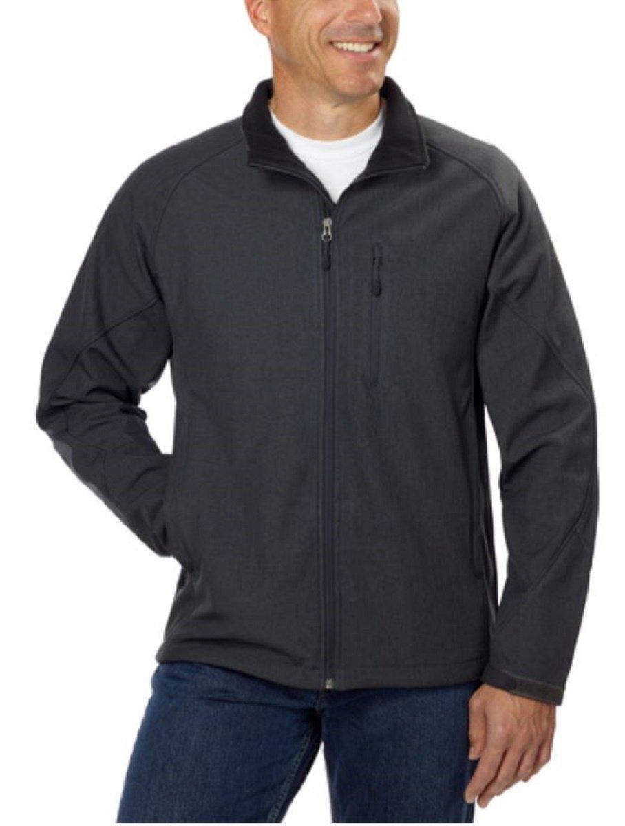 Kirkland Signature 3-Layer Structure Jacket, Heather Asphalt, X-Large