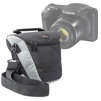 Funda de almacenaje para cámaras Bridge Canon PowerShot SX420 is y ...