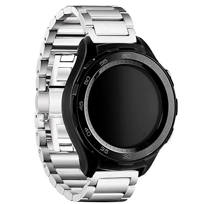Amazon.com: Huawei Watch 2 Pro Band Strap, XIHAMA Stainless ...