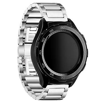 Huawei Armbanduhr Pro 2 Band Gurt, XIHAMA Edelstahl ...