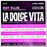 La Dolce Vita and Other Great Motion Picture Themes LP