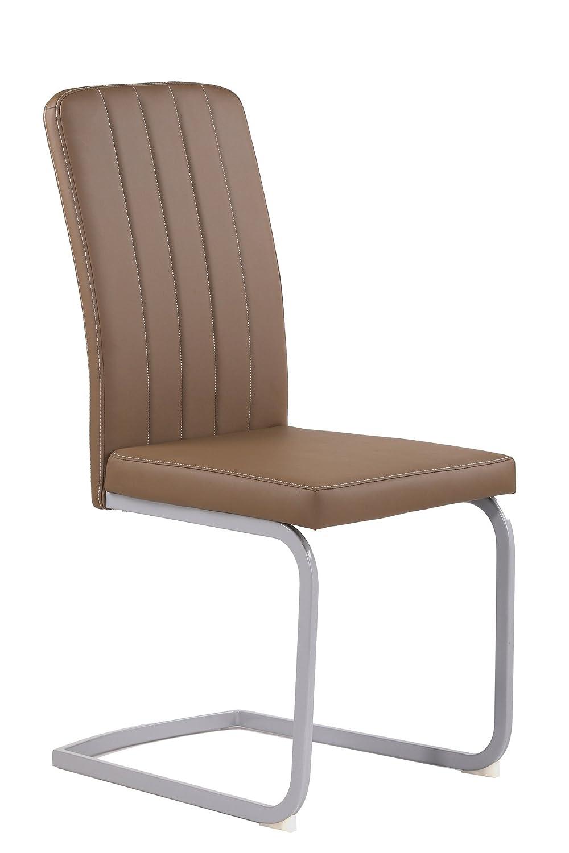 """Beeindruckend Esszimmer Schwingstühle Foto Von Cavadore Stuhl Set """"svea"""" / 4 Stühle"""