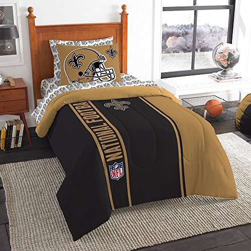New Orleans Saints Twin Comforter - 3