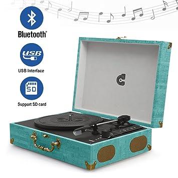 Amazon.com: Cmc Bluetooth portátil de 3 velocidades ...