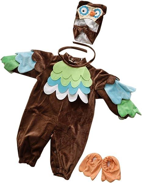 IPOTCH Disfraces de Halloween Animal Traje Juguetes Blandos de ...