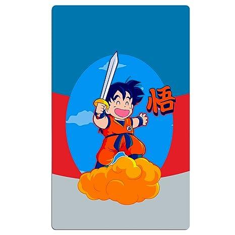 "iayayo Dragon Ball Z Son Goku baño/toalla de playa/31,5 """