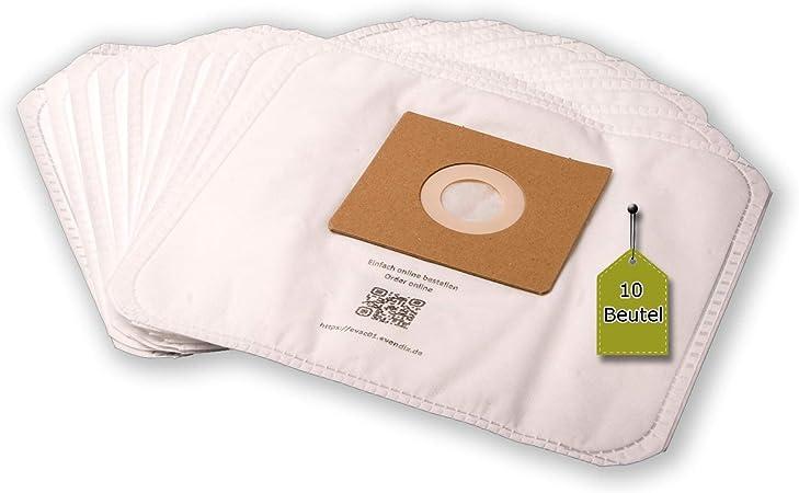 20 Staubsaugerbeutel geeignet für Bomann BS 9015 CB BS9015CB
