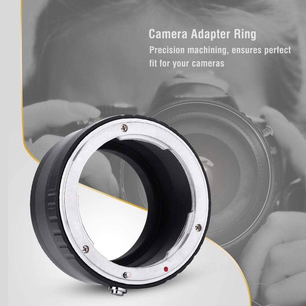 Taidda Manual Camera Adapter Ring Sturdy and Durable Manual Adapter Ring for F Lens for Mirrorless Camera