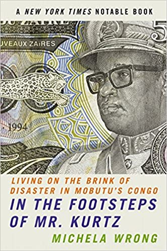 Image result for in the footsteps of mr kurtz amazon