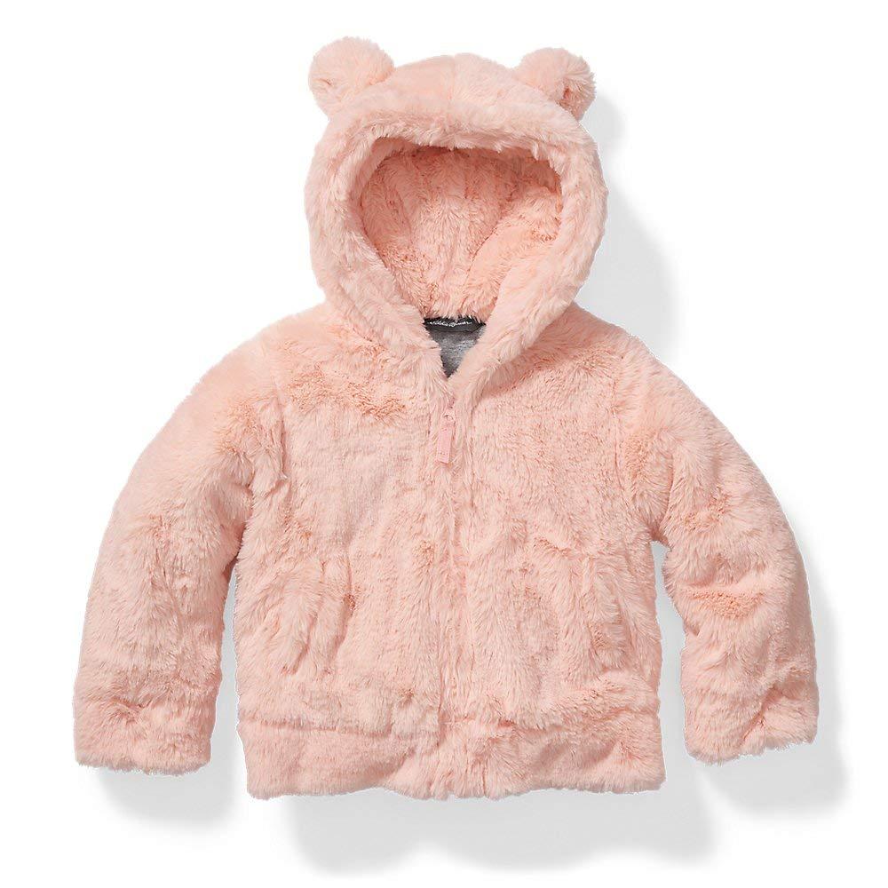 Eddie Bauer Unisex-Baby Infant Quest Sherpa Fleece Jacket