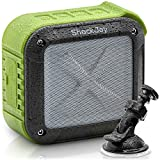 ShackJoy 5W Waterproof Portable Shockproof Wireless Bluetooth Speaker with Shower Suction Mount