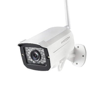 Outdoor WiFi Security Camera  1080P HD Video Surveillance System   WiFi,  Waterproof, IP