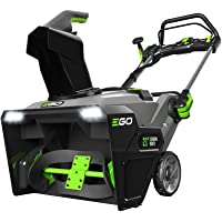 "EGO Power+ 21"" 56-Volt Lithium-ion Dual Port Snow Blower with (2) 5.0Ah Batteries and Charger"