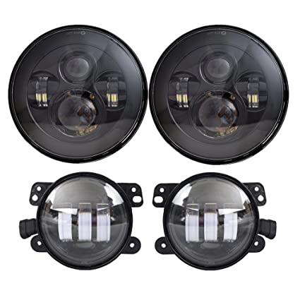 45 W LED Faro Kit 7