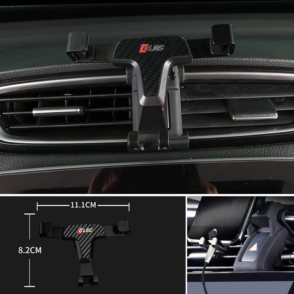 4351539851 3.5-6.0 Inches Phone GTINTHEBOX Smartphone Cell Phone Mount Holder with Adjustable Air Vent Clip Cover for 2017 2018 Honda CRV CR-V