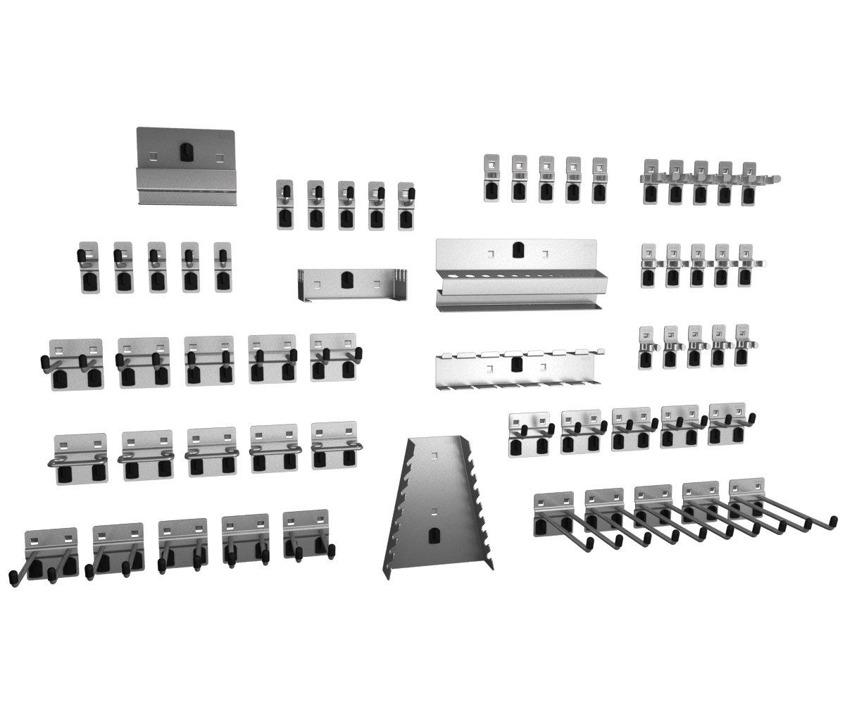 PL-38 Hakensortiment 60-teilig MM Spezial 14031415