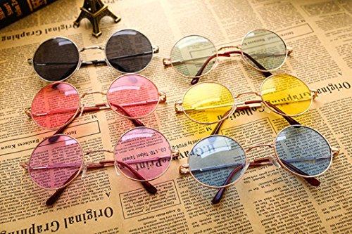 Miroir Plein Lady soleil Vintage Ladies A Lunettes Ronde Femmes Sports Unisexe Mode Lunettes de Hommes de Pour Carré Hommes Vintage Air Lunettes qw1pOYXta
