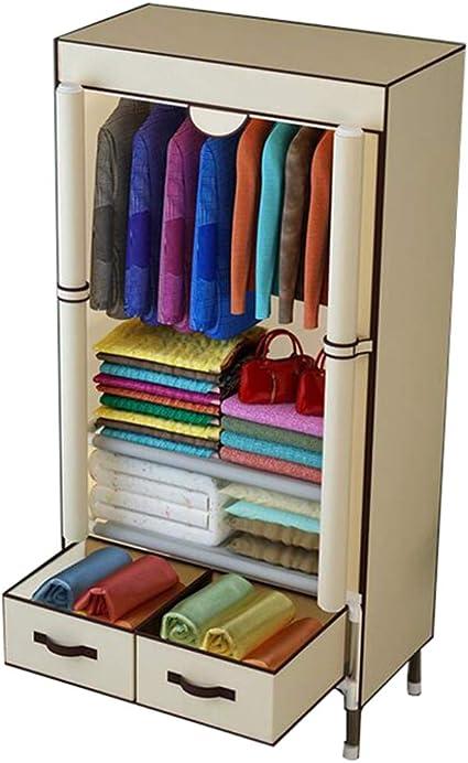 alyr armoire en tissu cabine portable