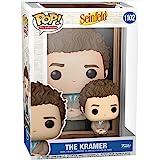 Funko POP! Momento: Seinfeld – O Kramer em veludo preto (exclusivo target)