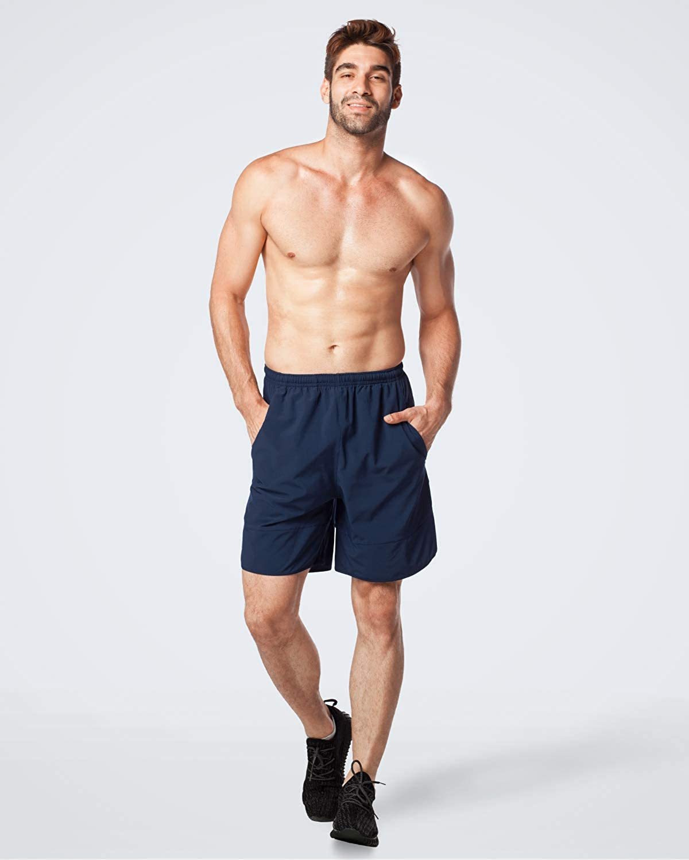 LAPASA Pantaloncini Allenamento Uomo Shorts Sportivi a Rapida Asciugatura Pantaloni Corti per Palestra Jogging Running Corsa M27//M28