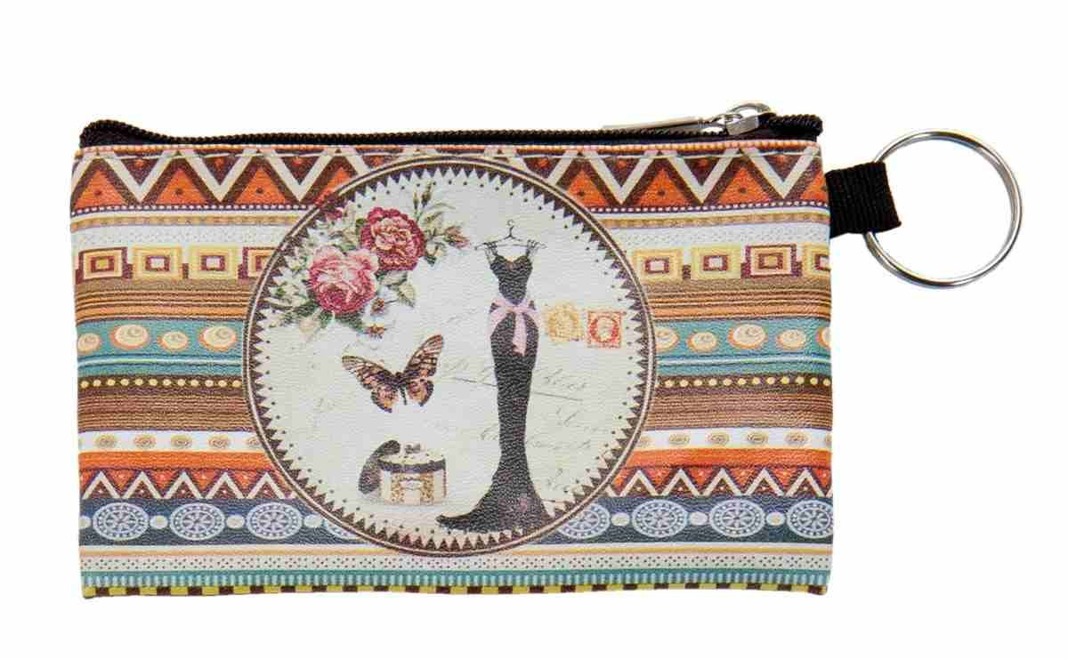 Clayre & Eef fap0122 - 4 Monedero Cartera Funda Monedero ...