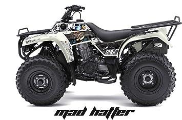 Amazon.com: AMR Racing Kawasaki Bayou 250, Bayou 220, Bayou 300 ATV