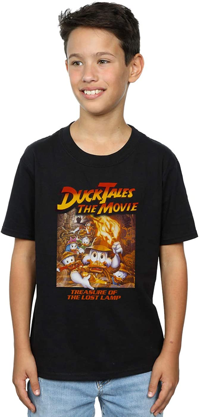 Disney Boys Duck Tales The Movie T-Shirt