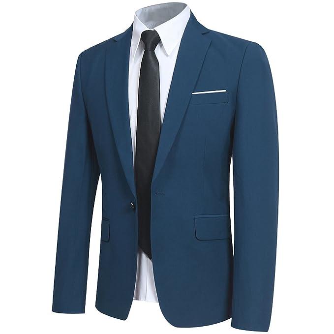 Amazon.com: Chaleco y pantalón para hombre Slim Fit de 3 ...