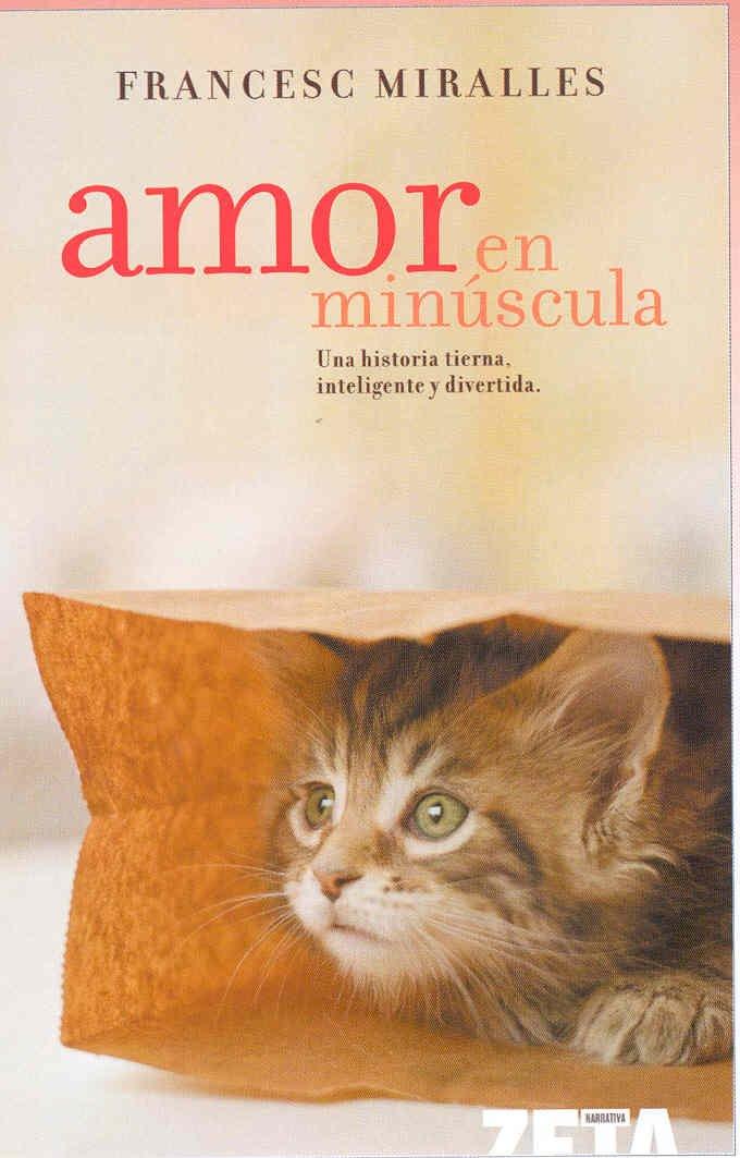 AMOR EN MINUSCULA (BEST SELLER ZETA BOLSILLO): Amazon.es: Miralles ...