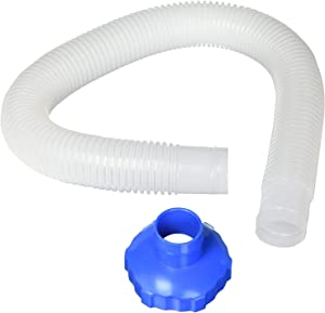 Intex 25016 Above Ground Pool Skimmer Hose and Adapter B Replacement Part Set