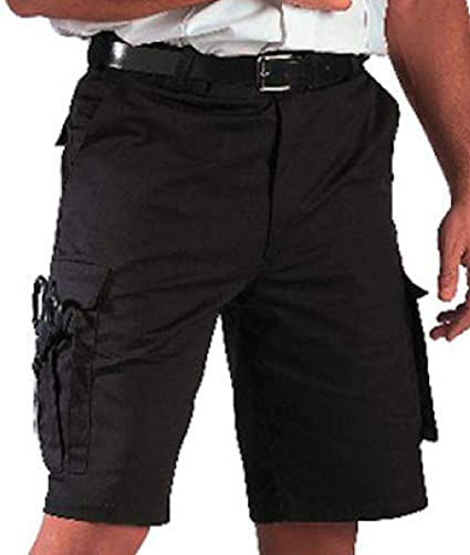 Amazon.com   BlackC Sport Cargo Shorts Tactical 7 Pocket EMT   EMS ... 18425f5c5b6