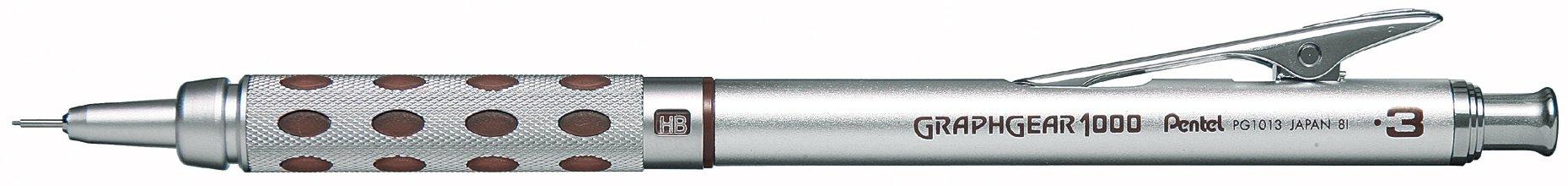 Pentel Graphgear 1000 - Lapiz Mecanico (0.5 Mm)