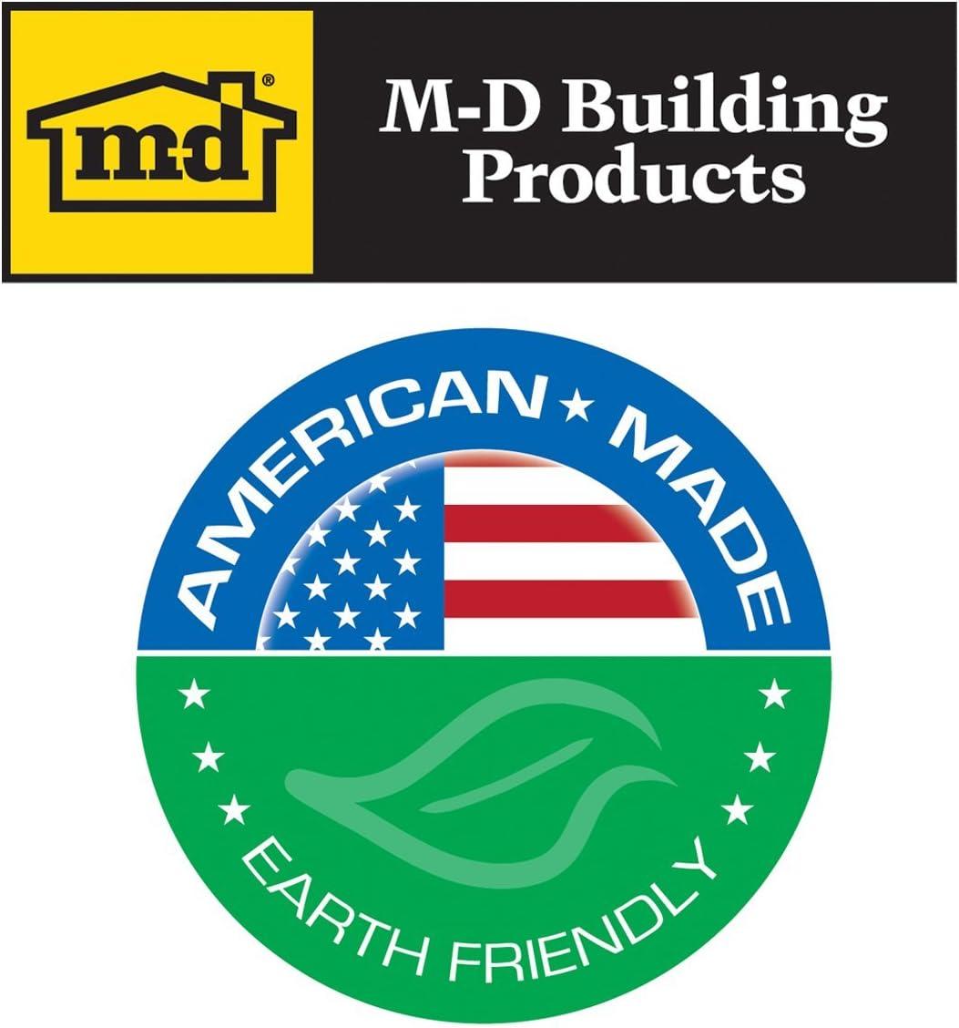 M-D Building Products 49010 M-D Premium Flat Saddle Threshold Тwо Расk Satin Nickel 36 in L X 1-3//4 in W X 1//8 in H Aluminum x 1-3//4 W x