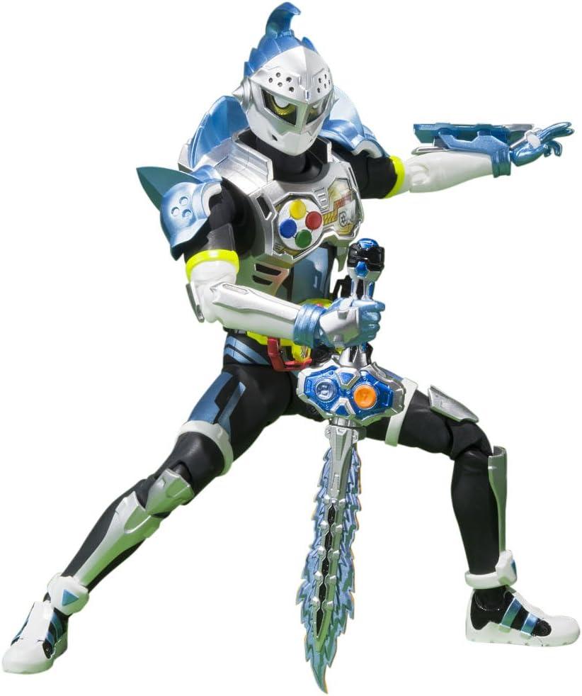 Amazon Com Bandai Tamashii Nations S H Figuarts Kamen Rider Brave Quest Gamer Level 2 Kamen Rider Ex Aid Action Figure Toys Games
