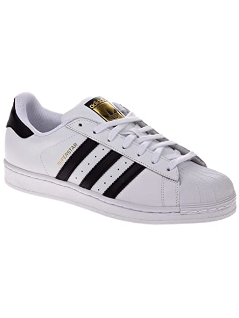 more photos 9acce ef797 adidas C77124.39 46 Superstar.Bianco-Nero.7,5