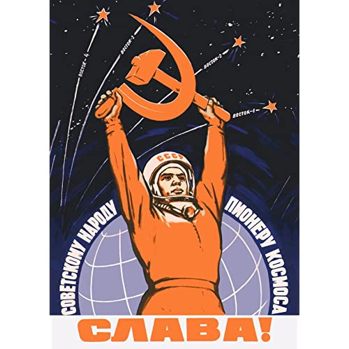 soviet poster amazon co uk