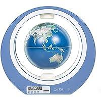 caowrs Magnetic Levitation Floating Globe Stereo Bluetooth Speaker World Map Anti Gravity Globe