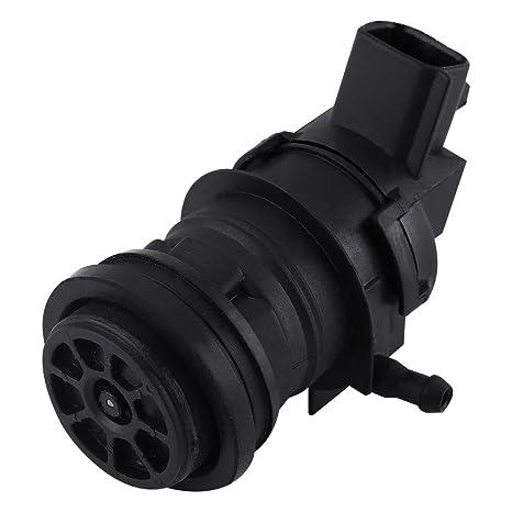Motor del Rociador del Limpiaparabrisas, Parabrisas del Coche Limpiador del Parabrisas Limpiador de la Bomba