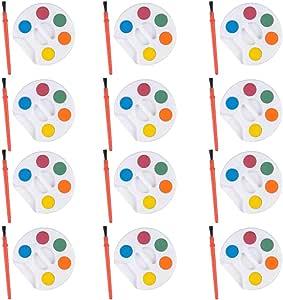 5PCS creativi plastica pittura Brush set Kids immagine disegno penna Art Supplies Rycnet