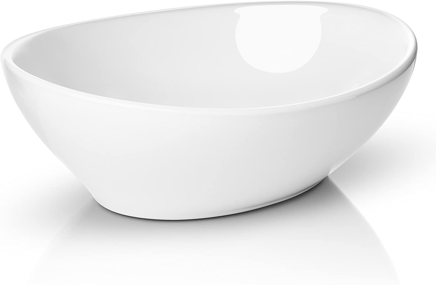 Best above-the-counter sink: Miligore Egg Shape Vanity Bowl